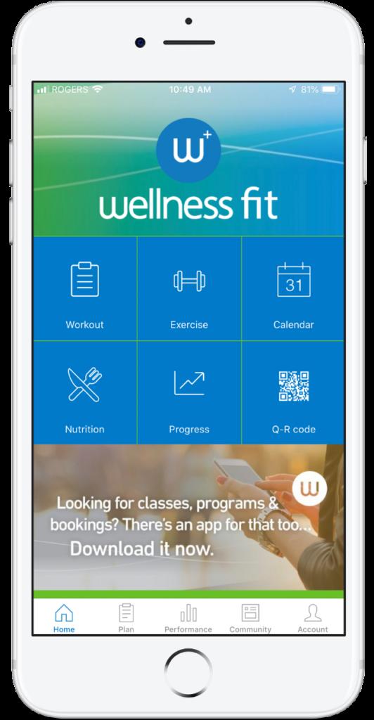 WellnessApp-Home