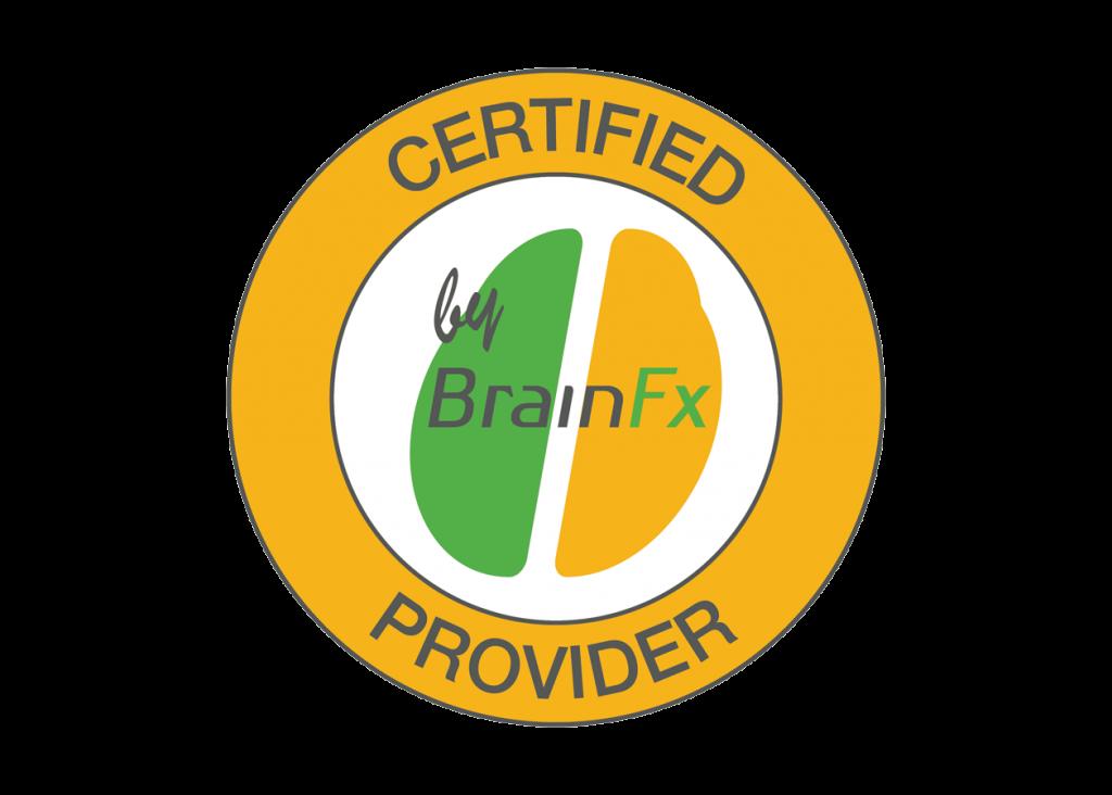 provider badge rect